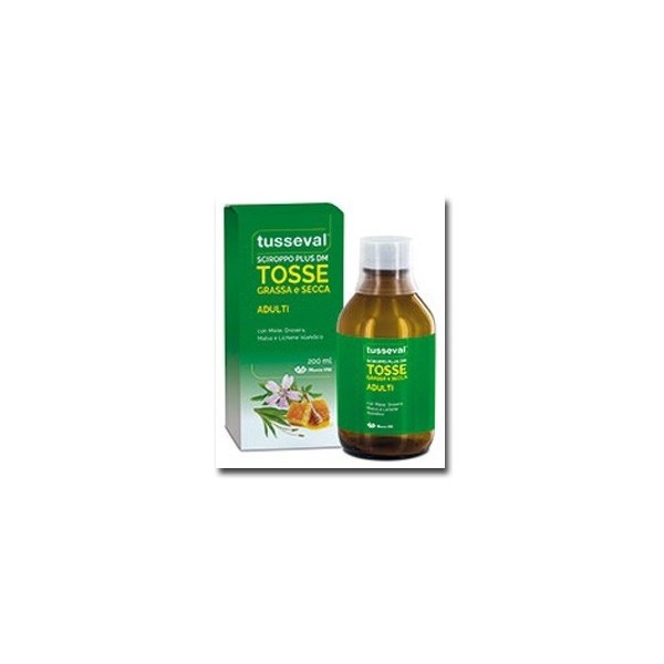 TUSSEVAL SCIROPPO TOSSE ADULTI 200 ML