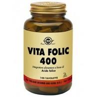 VITA FOLIC 100 TAVOLETTE