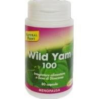 WILD YAM 100 80 CAPSULE VEGETALI