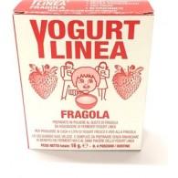 YOGURT LINEA FRAGOLA 4 BUSTINE DA 4 G