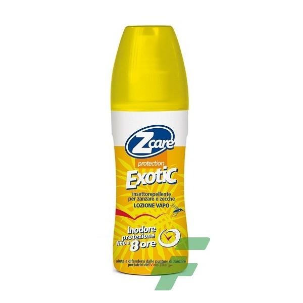 Z CARE PROTECTION EXOTIC VAPO LOZIONE NO GAS 100 ML