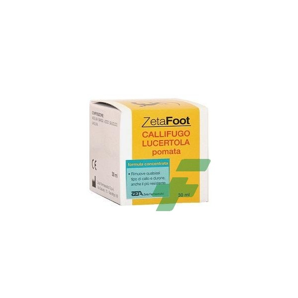 ZETAFOOTING CALLIFUGO LUCERTOLA 30 ML