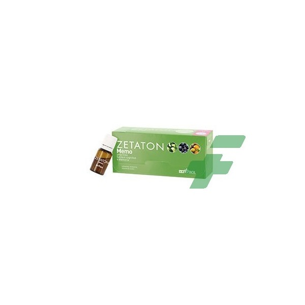 ZETATON MEMO 12 FLACONCINI 10 ML