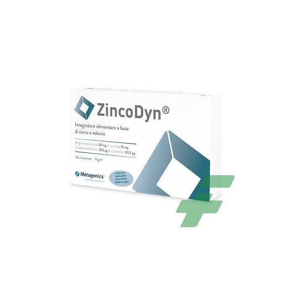 ZINCODYN 56 COMPRESSE