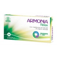 ARMONIA RELAX 1 MG A BASE DI MELATONINA 24 COMPRESSE