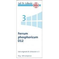 FERRUM PHOSPHORICUM 3 SCHUSS 12 DH 50 G