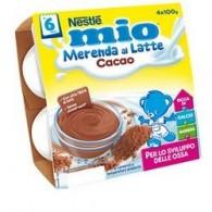 MIO MERENDA CACAO 4 X 100 G
