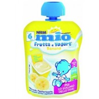 MIO FRUTTA YOGURT BANANA 90 ML