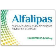 ALFALIPAS 20 COMPRESSE