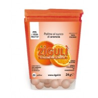 ZIGULI ARANCIA 40 PALLINE 24 G