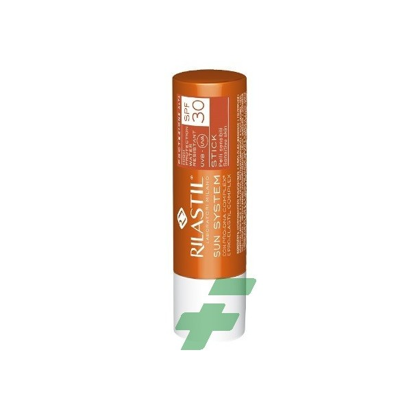 RILASTIL SUN SYSTEM PHOTO PROTECTION THERAPY SPF30 STICK 4 ML