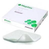 MEPILEX MEDICAZIONE IN SCHIUMA DI POLIURETANO 10X10 CM 5 PEZZI