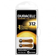 DURACELL EASY TAB 312...