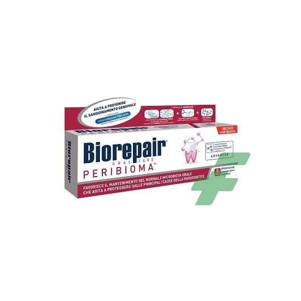 BIOREPAIR PERIBIOMA DENTIFRICIO 75 ML