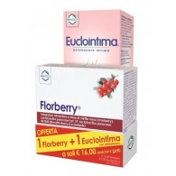 FLORBERRY 10 BUSTINE + EUCLOINTIMA CON ANTIBATTERICO 200 ML PROMO