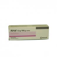AIRTAL 1,5 G/100 G CREMA - 1,5% CREMA TUBO  50 G