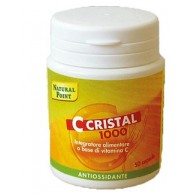C CRISTAL 1000 50 CAPSULE VEGETALI