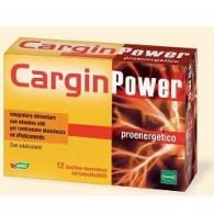 CARGIN POWER 12 BUSTE ASTUCCIO 20,4 G