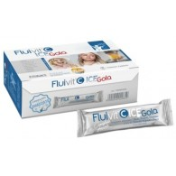 FLUIVIT C ICE GOLA 12 STICKPACK 12 ML