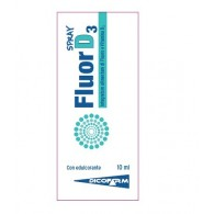 FLUORD3 SPRAY 10 ML