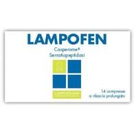 LAMPOFEN 14 COMPRESSE A RILASCIO PROLUNGATO