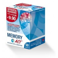MEMORY ACT 50 COMPRESSE
