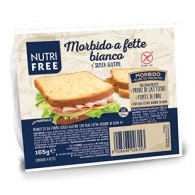 NUTRIFREE MORBIDO A FETTE BIANCO 165 G