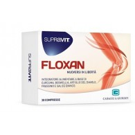 SUPRAVIT FLOXAN 30 COMPRESSE