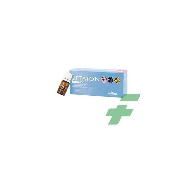 ZETATON IMMUNO 12 FLACONCINI 10 ML