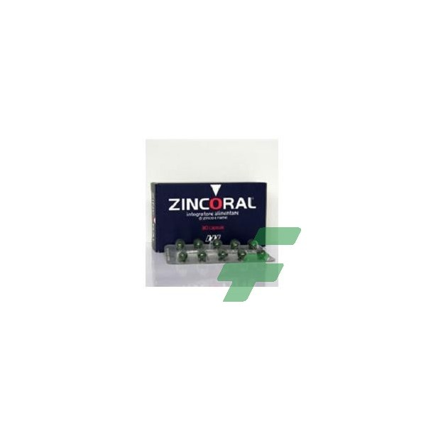 ZINCORAL 30 CAPSULE