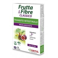 FRUTTA & FIBRE CLASSICO 15 COMPRESSE