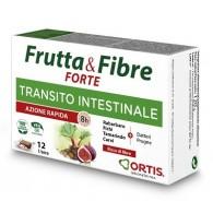 FRUTTA & FIBRE FORTE 12 CUBETTI