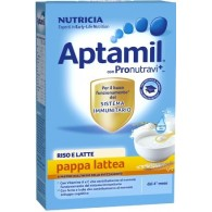 APTAMIL PAPPA LATTEA RISO E LATTE 250 G
