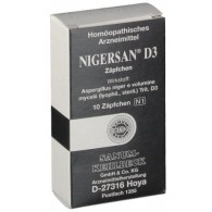NIGERSAN D3 10 SUPPOSTE SANUM