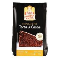 NONNA ANITA PREPARATO PER TORTA AL CACAO 350 G