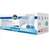 CEROTTO IMPERMEABILE PER FISSAGGIO MEDICAZIONI M-AID ROLLFLEX A-STOP M 10X10 CM