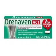 DRENAVEN ACT 7 DAYS 7 COMPRESSE DIETALINEA