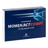 MOMENACTCOMPI 25 MG CAPSULE MOLLI 10 CAPSULE - 1