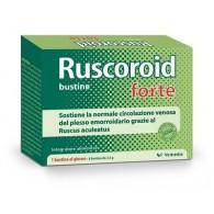 RUSCOROID FORTE 8 BUSTINE DA 3,5 G