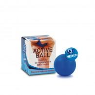 TECNIWORK ACTIVE BALL MEDIUM CELESTE - 1