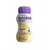 NUTRIDRINK COMPACT BANANA 4X125 ML - 1