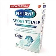 POLIDENT AZIONE TOTALE 66 COMPRESSE PULITORE PER PROTESI QUOTIDIANO - 1