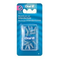 ORALB MAN SET INTERDENTALE REFILL CYL ULTRAFINE 1,9 MM 1 PEZZO - 1