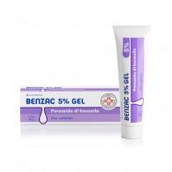 BENZAC 5% GEL TUBO 40 G - 1