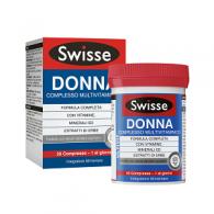 SWISSE MULTIVITAMINICO DONNA 30 COMPRESSE - 1