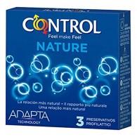 PROFILATTICO CONTROL NEW NATURE 2,0 3 PEZZI - 1