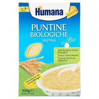HUMANA PUNTINE BIOLOGICHE PASTINA 320 G - 1