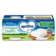 MELLIN BABY FORMAGGINO CLASSICO 4 X 80 G - 1
