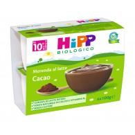 HIPP MERENDA AL LATTE CACAO 4X100 G - 1