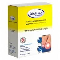 SCHOLLMED ONICOMICOSI  5% SMALTO MEDICATO PER UNGHIE 1 FLACONE DA 2,5 ML - 1